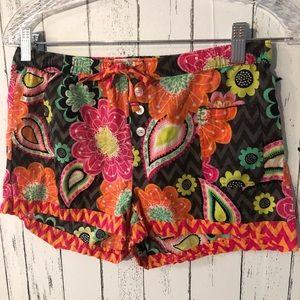 Vera Bradley sleep shorts